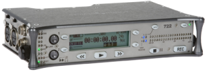Sound Devices 722 recorder
